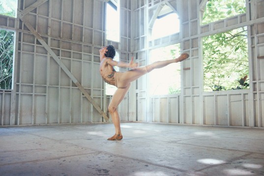 [Exclusive] Ballet Prodigy Polunin Dances with Demons in a New Doc