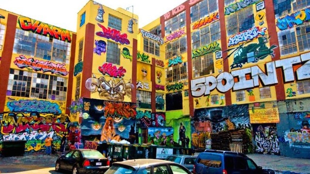 5Pointz Graffiti Artists Sue Developers in Long Island City