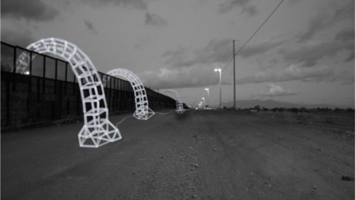 Robotic Sculptures Will Cross the U.S.-Mexico Border